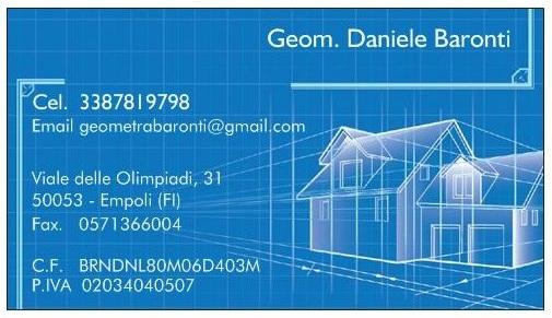 Geom. BARONTI DANIELE