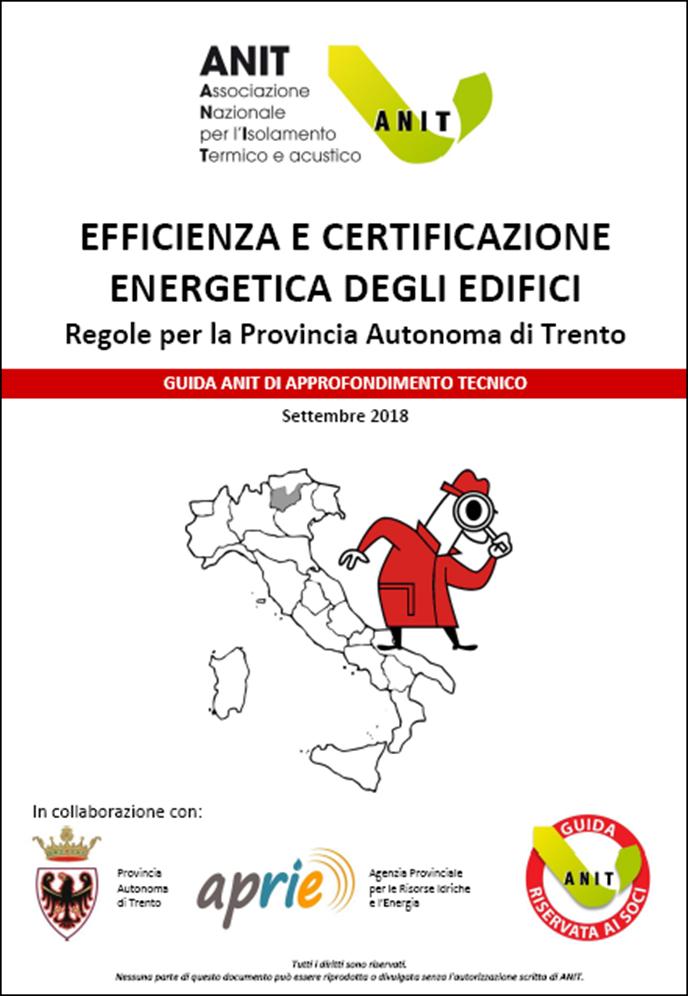 GUIDA ANIT - Provincia autonoma di Trento